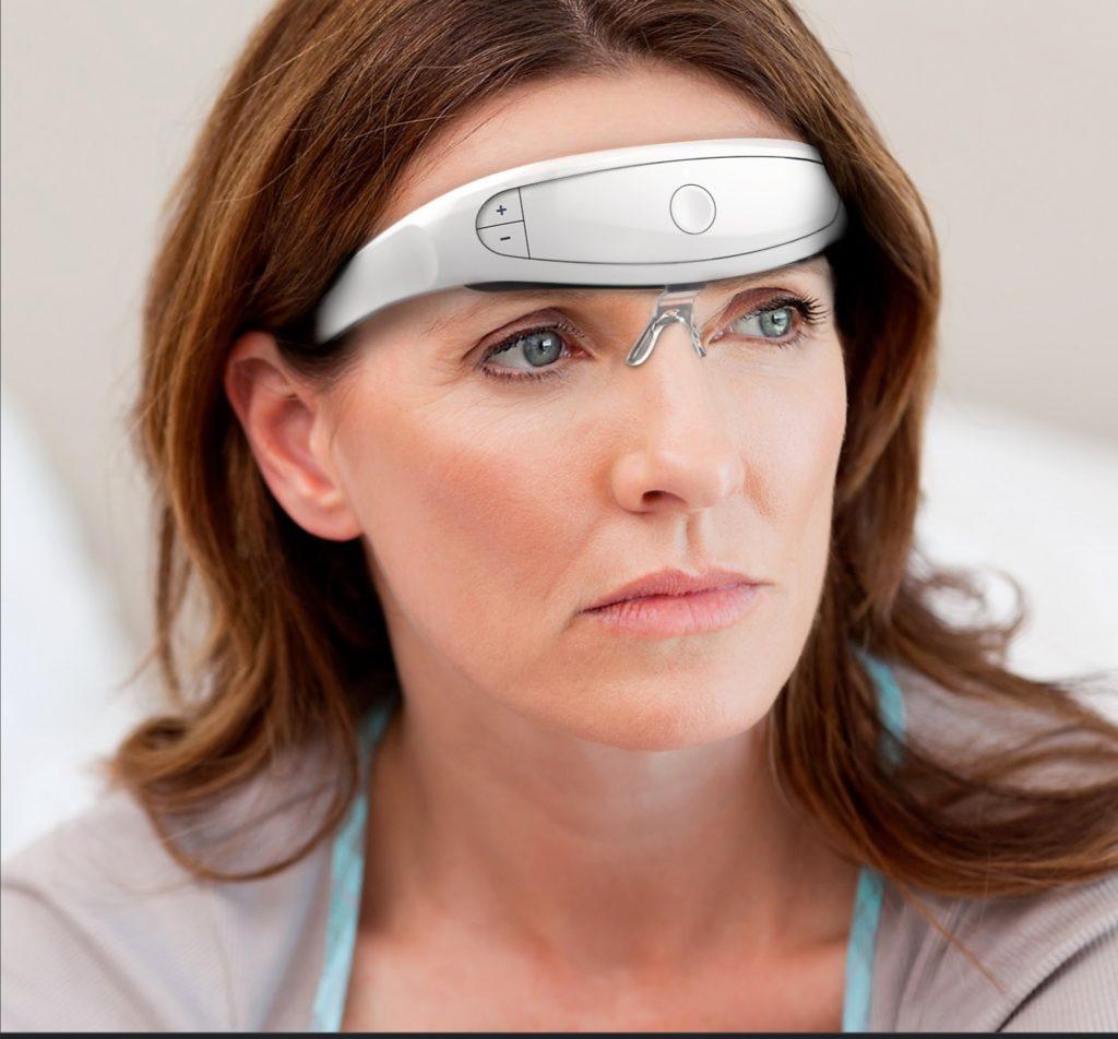Migraine et dispositif Neurolief