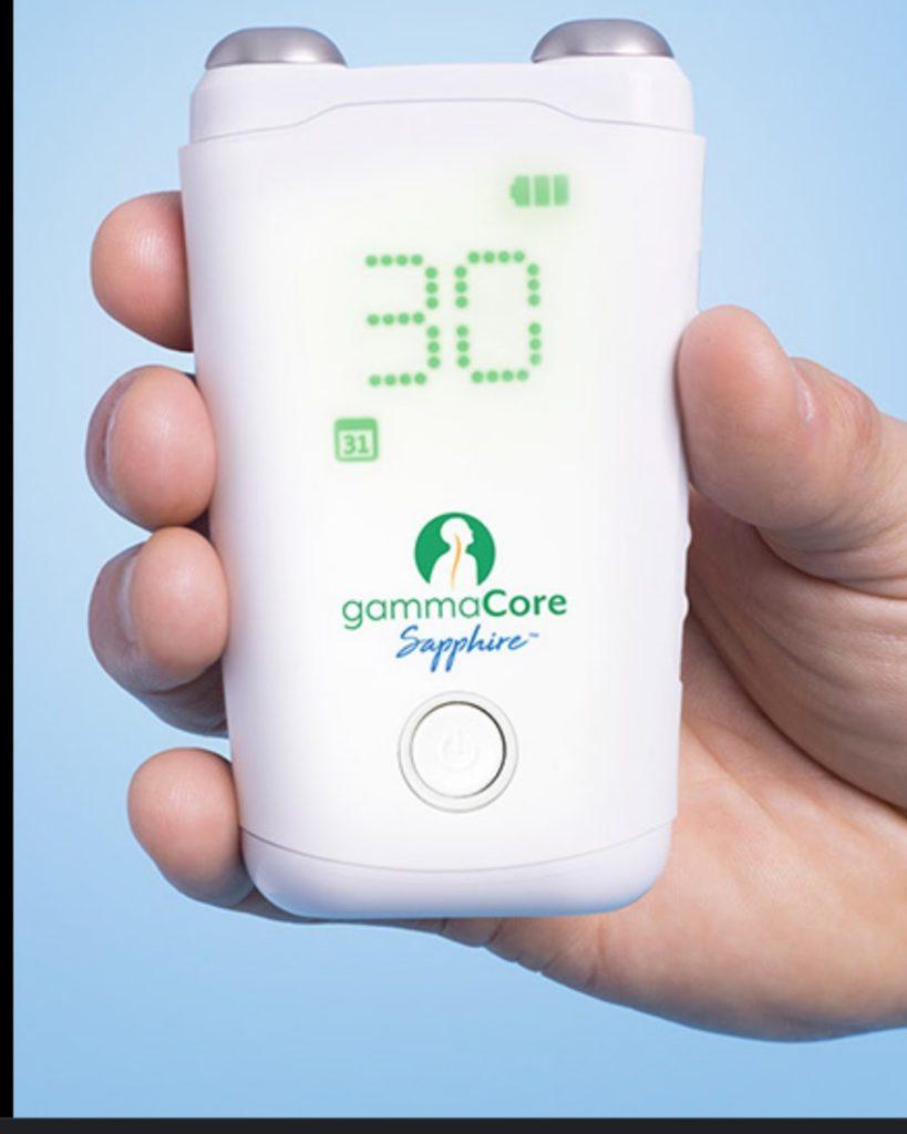 Migraine et dispositif GammaCore