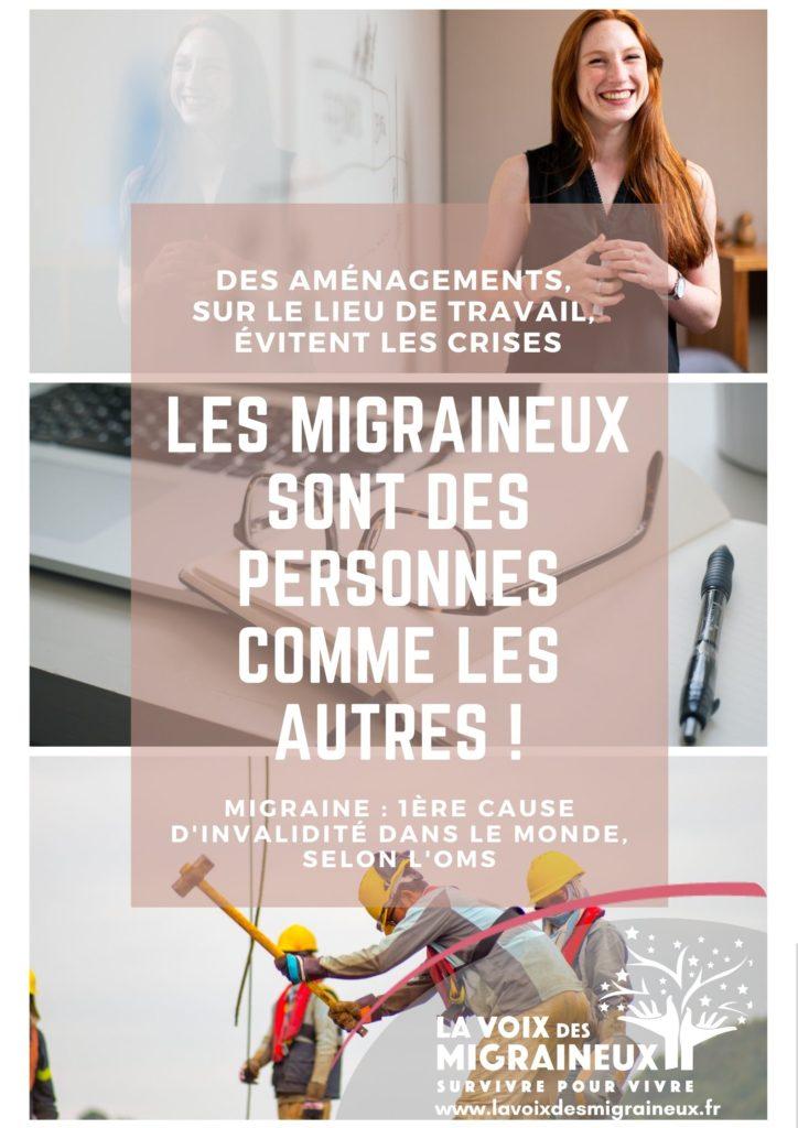 Migraine et travail
