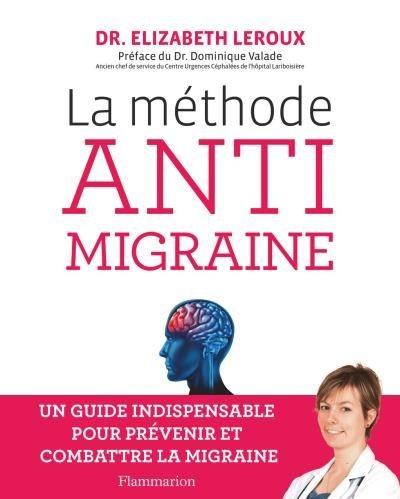 Livre  méthode anti-migraine Dr LEROUX