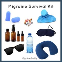 Kit de survie pour lutter contre la migraine