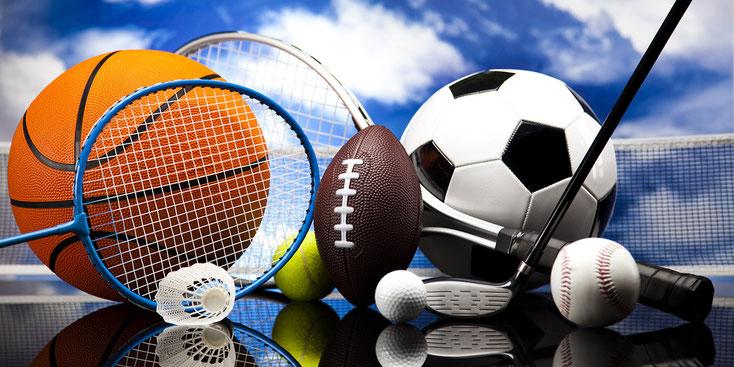 Articles de sports, lutter contre la migraine